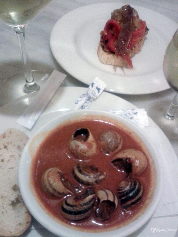 Gdzie zjeść w Granadzie –  mój przewodnik po 10 najlepszych tapas barach