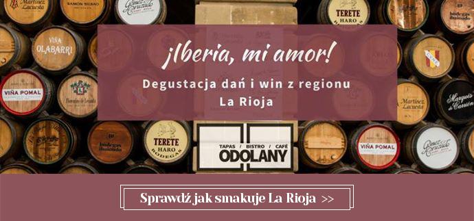 Poznaj smak kuchni hiszpańskiej - wino i jedzenie La Rioja