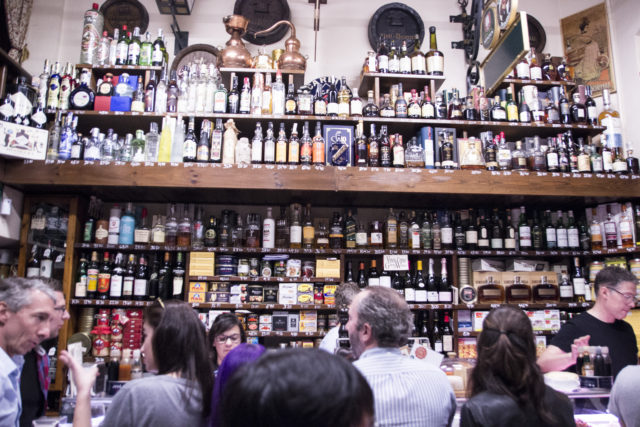Quimet bar w Barcelonie